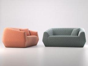 Uncover Medium Sofa