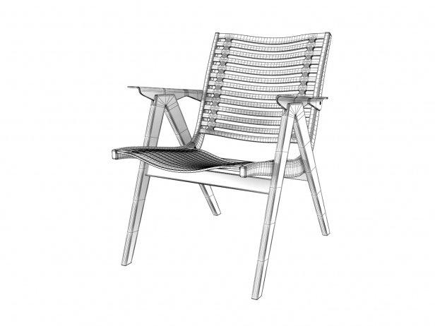 Rex 120 Lounge Chair 5