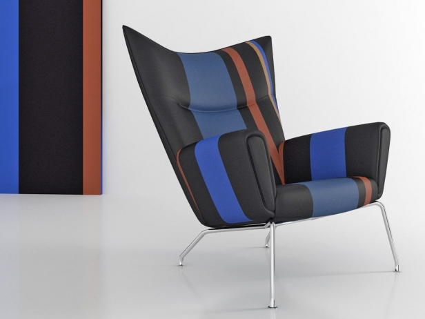 CH445 Wing Chair 13