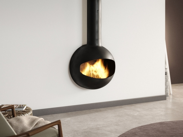 Emifocus Open DV Fireplace 1