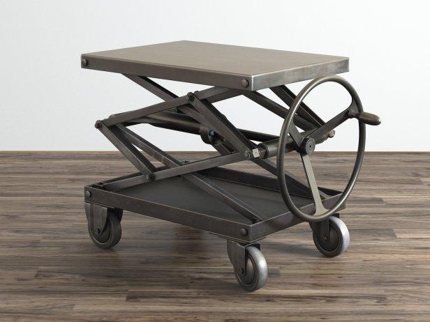Industrial Scissor Lift Table 7