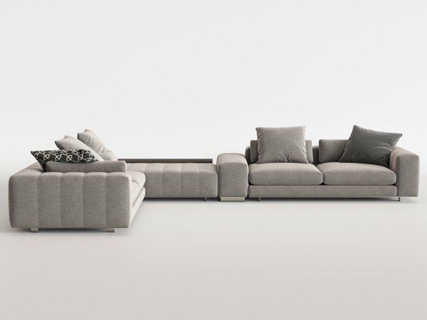 Freeman Corner Sofa System C 5