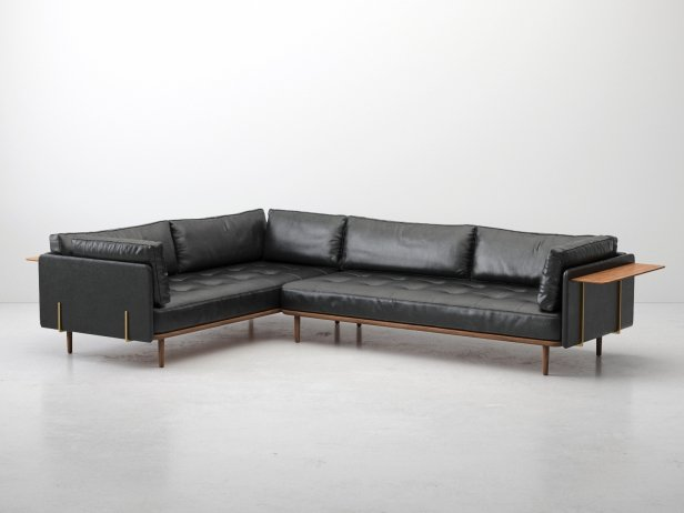 Utility Corner Sofa 1