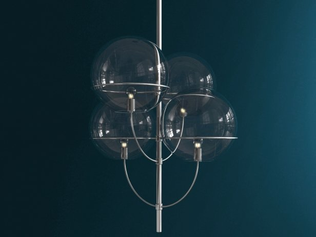 Lyndon 450 Suspension Lamp 3