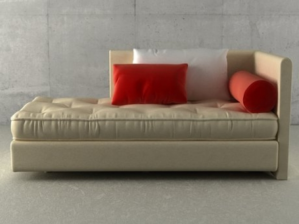 nomade chaise left 3d model ligne roset. Black Bedroom Furniture Sets. Home Design Ideas