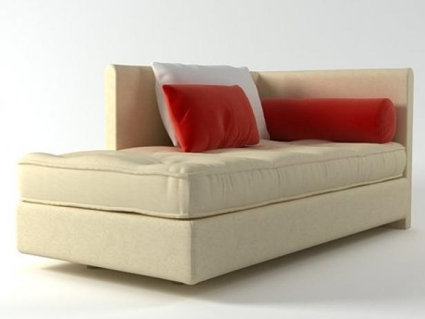 Nomade chaise left 3d model ligne roset - Chaise rocher ligne roset ...