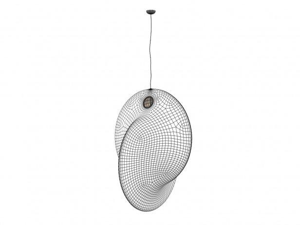 Overlap Suspension Lamp 3