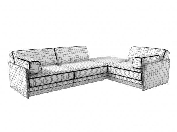 DS-76 Corner Sofa 3