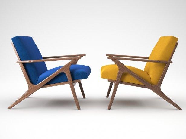Cavett Chair 3
