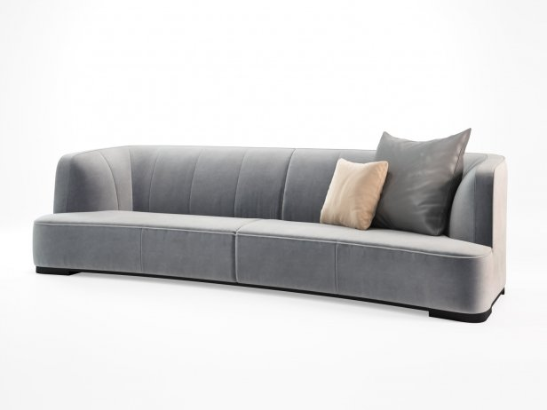 Francis 312 4-Seater Sofa 1