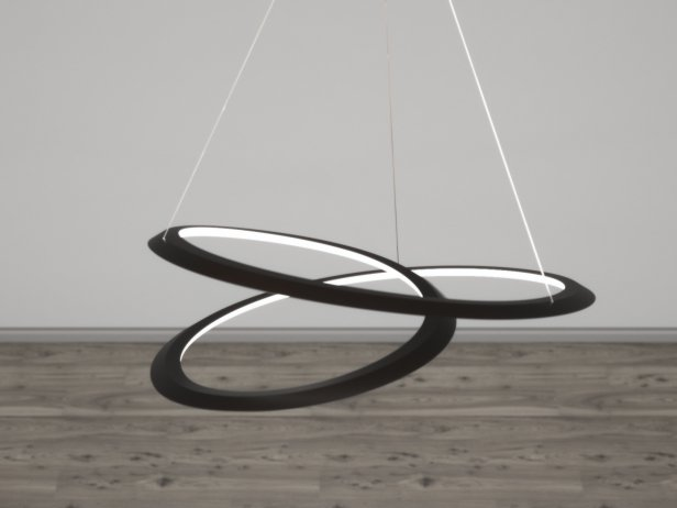 Kepler Pendant Light 4