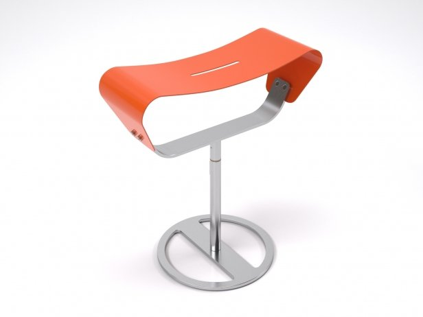 Evolution Outdoor Stool 2