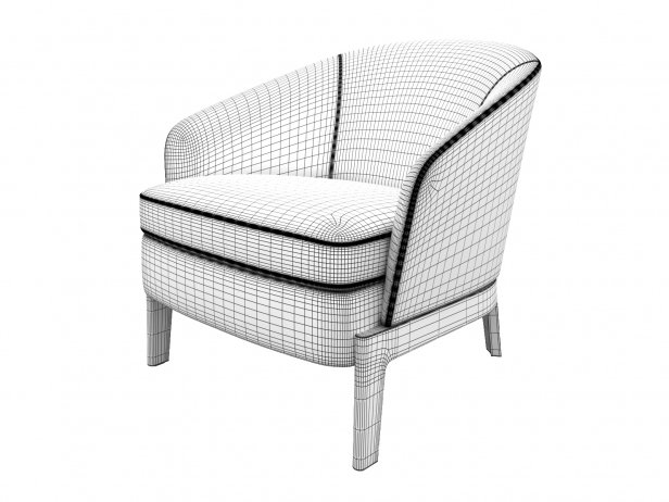 Chelsea Low Chair 6