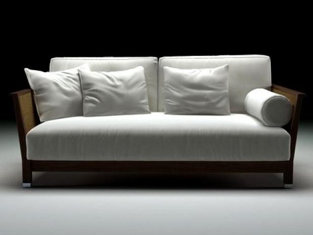 Flexform Sofa Pleasure Sectional Modular Seating