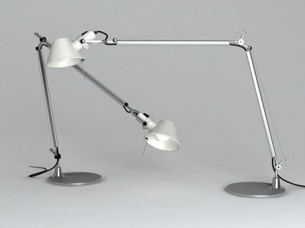Tolomeo Table Lamp Modele 3d Artemide