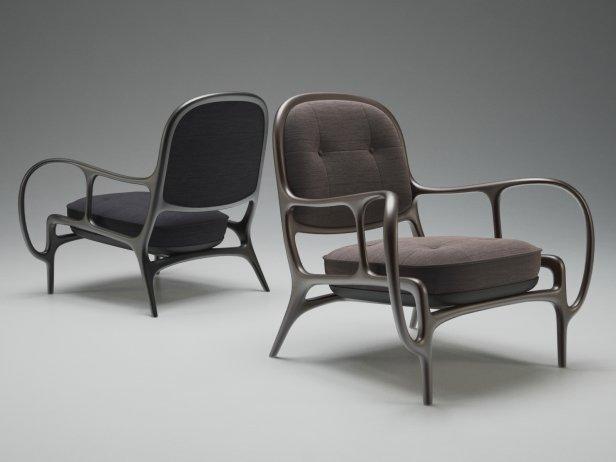 Twenty Two Chair 3d Model Ceccotti Collezioni Italy