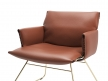 DS-515 Lounge Chair with Armrests 1