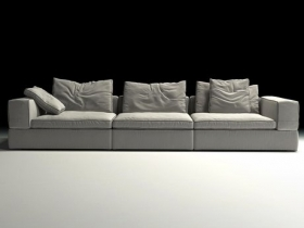 Life Sofa 3-Seat