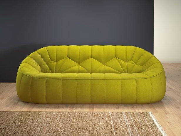 Ottoman 3-Seater Sofa 2