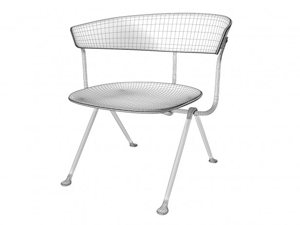 Officina Low Chair 7
