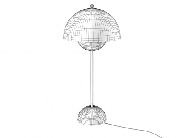 FlowerPot VP3 Table Lamp 5