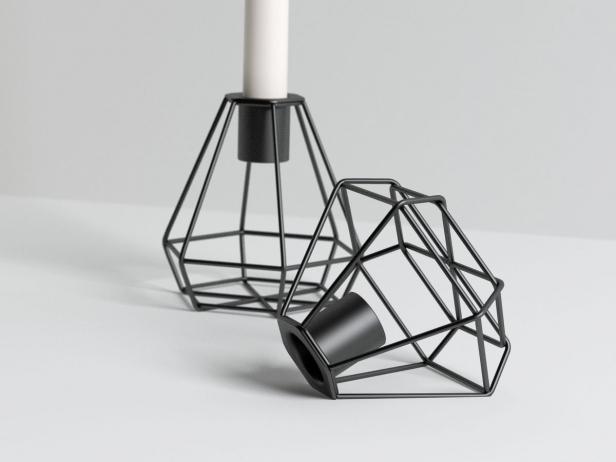 Diamond Candlestick 2