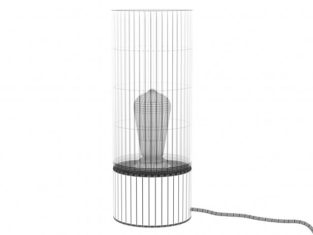 Stoic 1 Light Table Lamp 4