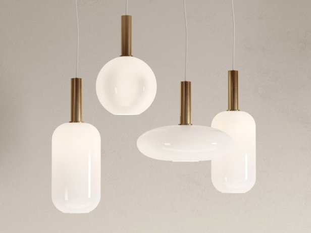Opal Lampshades 1