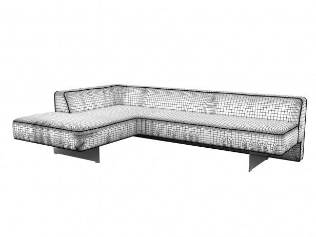 Kagan Omnibus Sofa 3