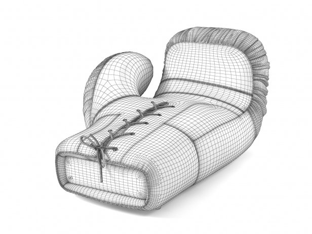 DS-2878/09-10 Boxing Glove Lounge 6