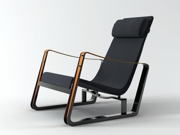 Cite Armchair 3d Model Vitra
