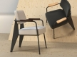 Fauteuil Direction, 1951 1