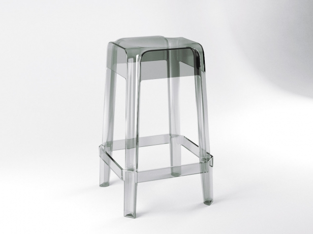 Transparent Barstools 3