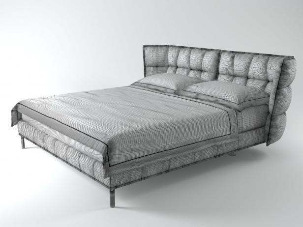 Husk Bed 14