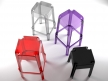 Transparent Barstools 2