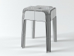 Transparent Barstools 11