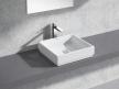 Cube Countertop Vessel 50 Set 1