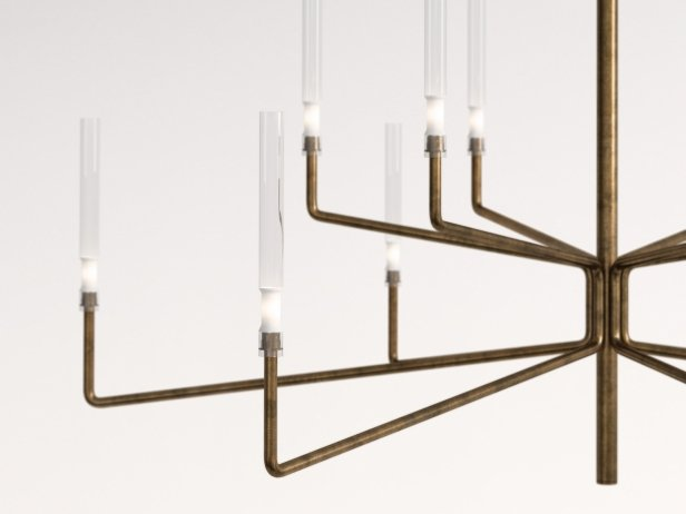 Epsilon Pendant Light 1