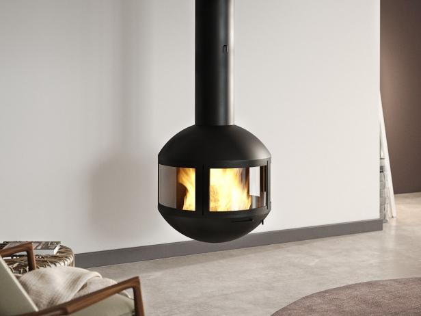 Edofocus 631 DV Fireplace 1
