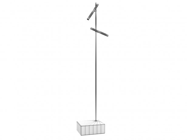 Esprit Double Floor Lamp 4