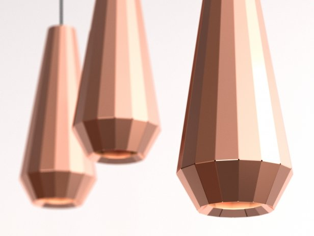 Copper Lights 3