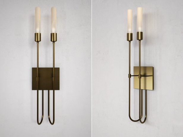 Lisse 2 Light Sconce 1