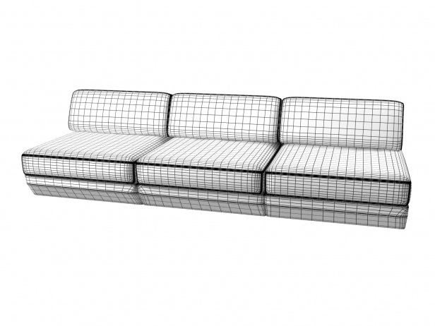 DS-76 3-Seater Sofa & Modules 8