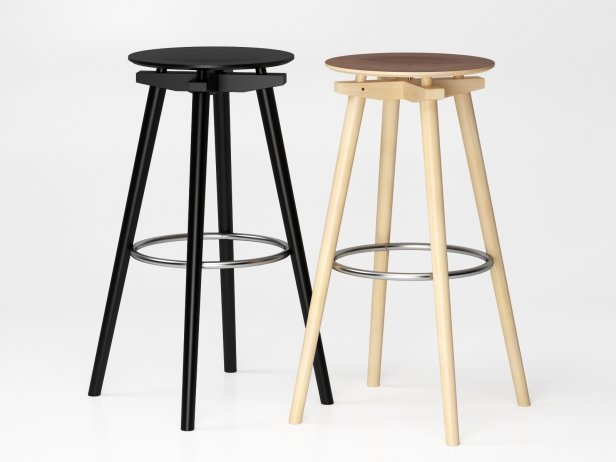 Bar Stool CC 1