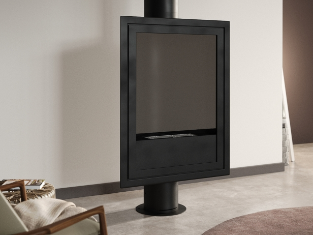 Eurofocus Gas Fireplace 2