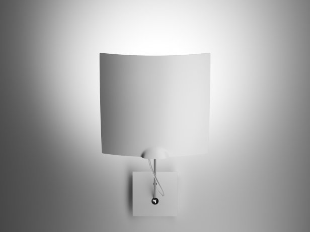 18x18 Single Wall Lamp 1