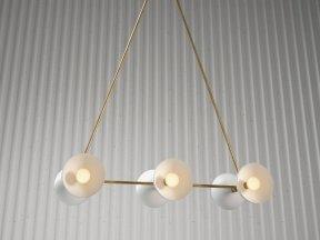 Trapeze 6 Pendant Lamp