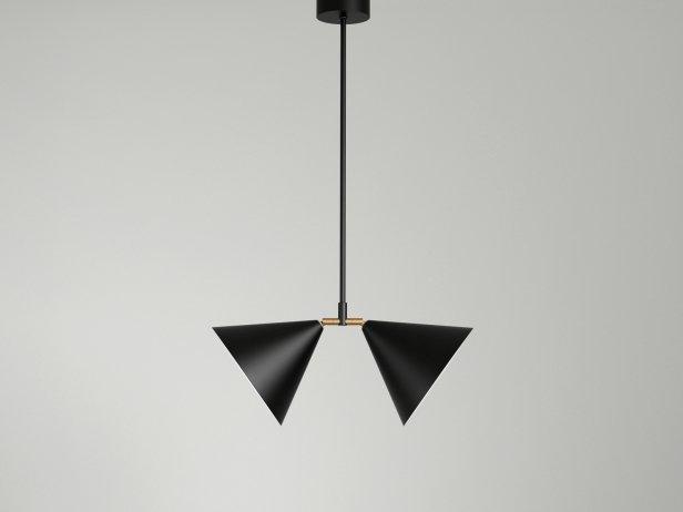 Triple Double Pendant Lamp 2