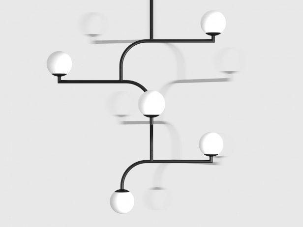 Mobil 100 Pendant Light 2