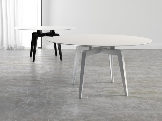 Odessa dining table 148 3d modell ligne roset for Table design odessa fl